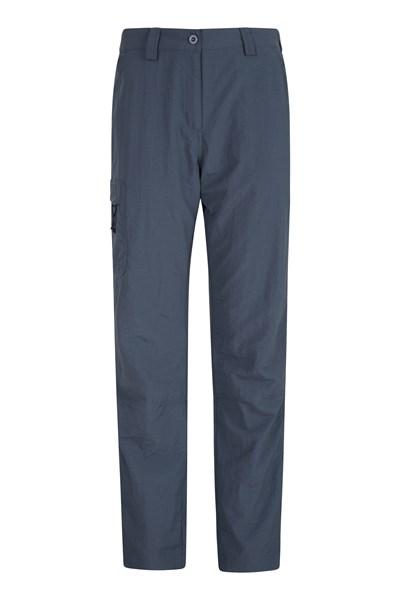 Explore Womens Trousers - Short Length - Grey