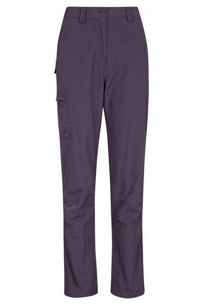 Explore Womens Trousers - Purple