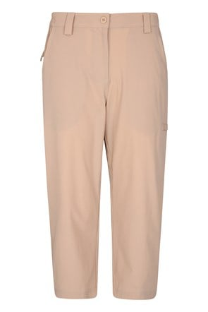 Trek Stretch Womens Capris