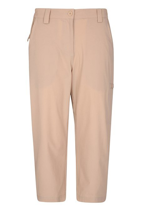 024931 TREK STRETCH WOMENS CAPRI