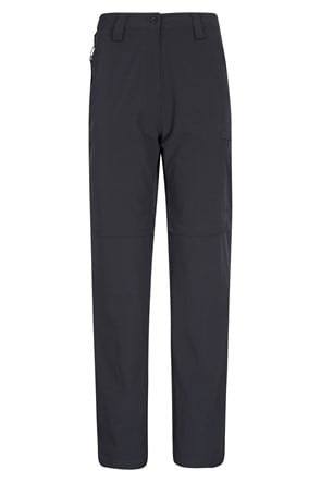 Trek Stretch Womens Convertible Trousers