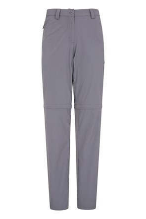 Trek Stretch Womens Convertible Pants