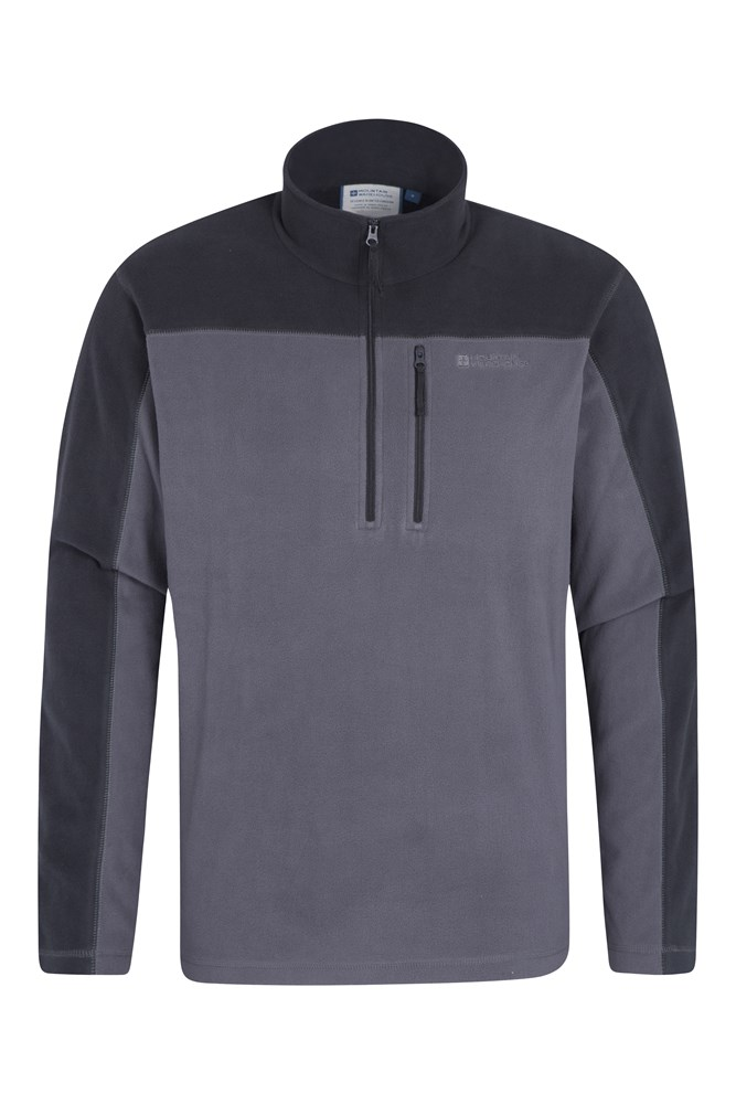 024938 dgr argyle mens half zip fleece ss17 1