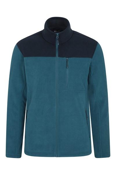 Buchanan Mens Fleece - Blue