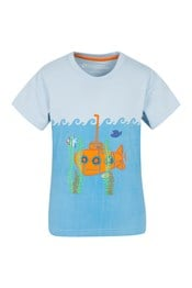 Submarine Kids Tee
