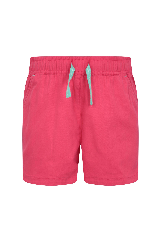 Waterfall Kids Shorts - Pink