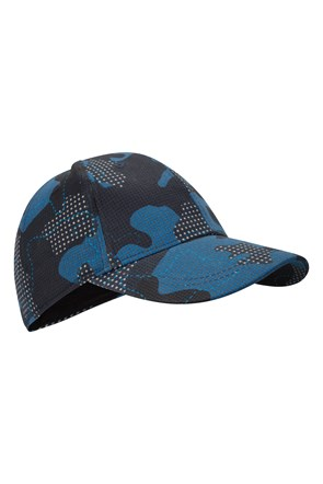 Glare Printed Kids Baseball Cap 0300bf5b697