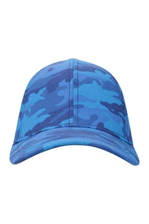 Glare Printed Kids Baseball Cap