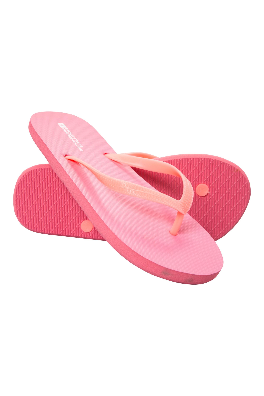 Mountain Warehouse Beach Ombre Womens Flip Flops