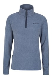 Hebridean Womens Half-Zip Fleece