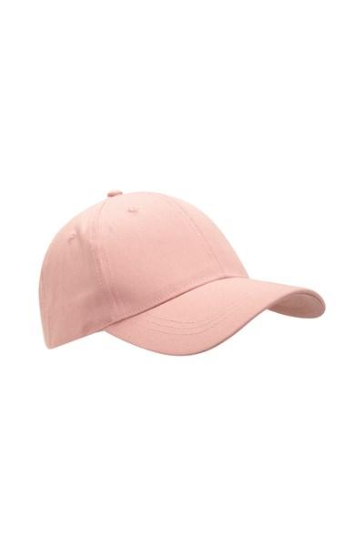 Womens Baseball Cap - Pink