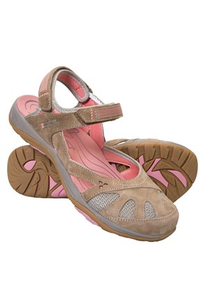 Jasmine Covered Toe Womens Sandals