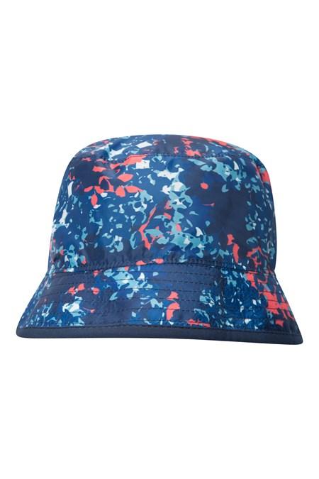 79c2342f2ea Reversible Packable Womens Bucket Hat - Navy
