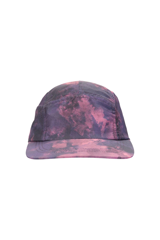Performance Womens Printed Cap - Pink