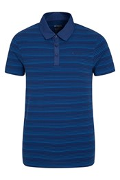 Advantage Mens Stretch Polo