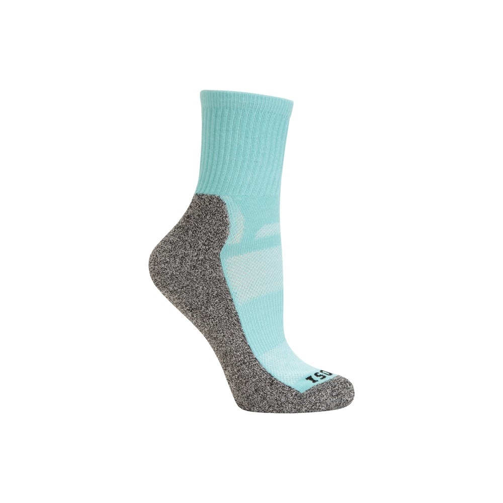 Mountain Warehouse Womens IsoCool Trekker Socks with Highly Breathable Fabric