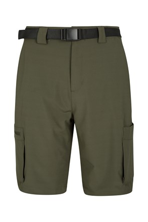 Travelling Stretch Mens Shorts