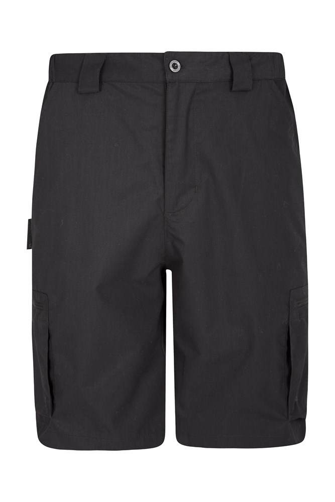 Trek Mens Shorts - Black
