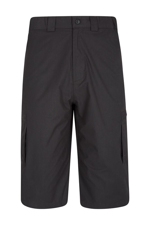 Trek Stretch Mens Long Shorts | Mountain Warehouse GB