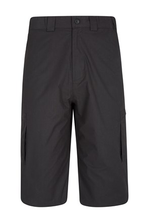Trek Stretch Mens Long Shorts