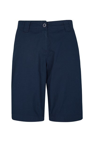 Coast Stretch Womens Shorts - Navy
