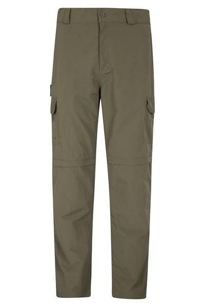 Mountain Warehouse Men Lakeside Camo Cargo Trouser Trousers