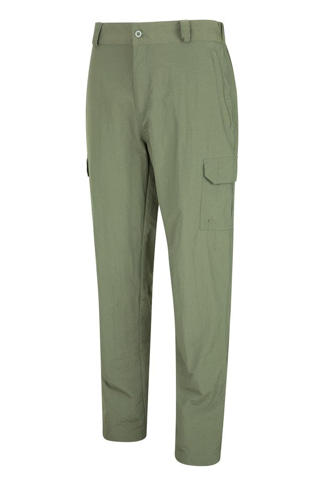 Mountain Warehouse Men Beam Stretch Trouser Technical Trousers