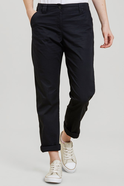 Spodnie damskie Coast Stretch - Black