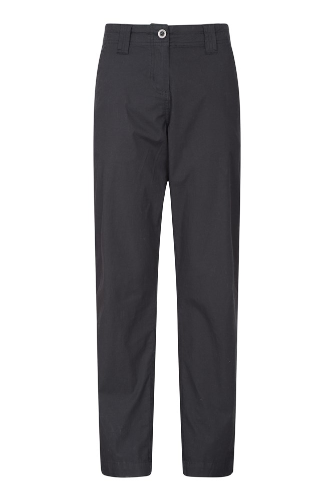 Coast Stretch Womens Trousers - Black