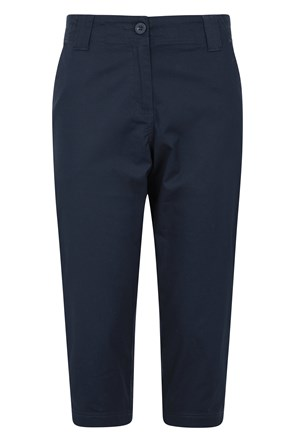 Coast Stretch Damen Caprihose