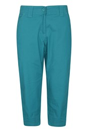 Coast Stretch Womens Capris