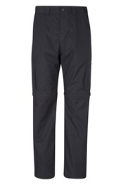 Trek Mens Convertible Trousers