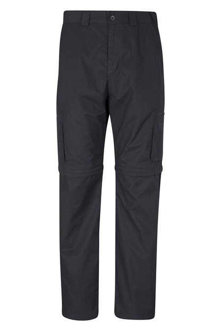 025058 TREK II ZIP-OFF TROUSER