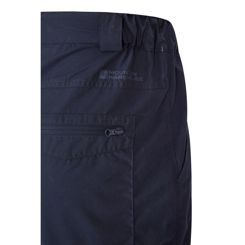 Long Lenght w// Two Front Pockets Mountain Warehouse Mens Trek Trousers