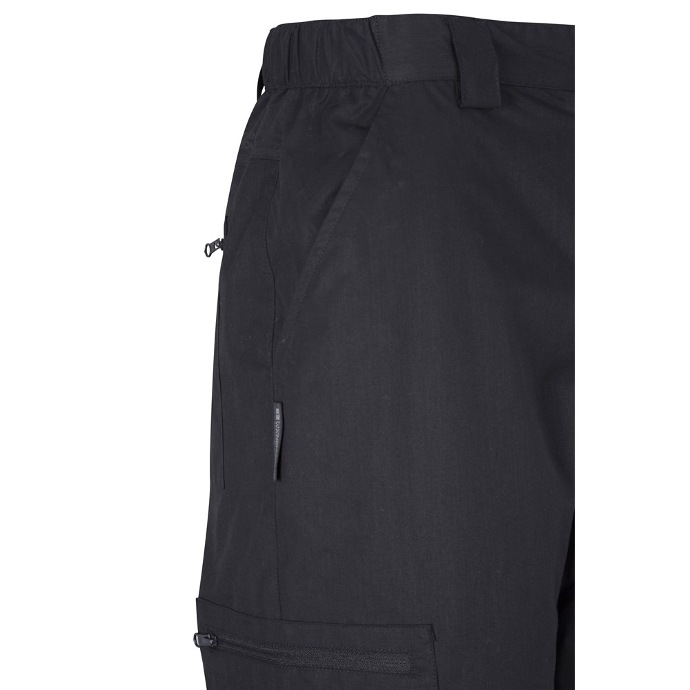 Mountain-Warehouse-Men-039-s-Trousers-Short-Length-Casual-Style-Quick-Drying