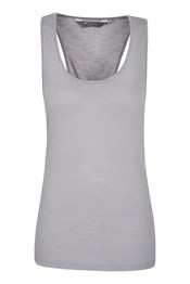 Racer Back Womens Vest