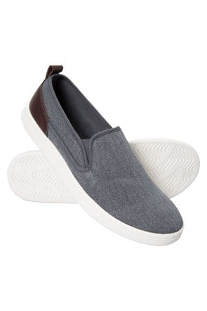 Drift Canvas Mens Slip-On Shoes