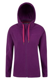 Nolana Womens Full Zip Fleece