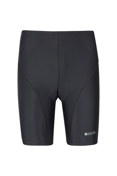 Ballard Mens Bike Shorts - Black