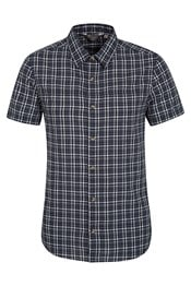 Weekender Mens Short Sleeved Shirt