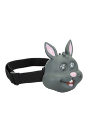 Character Head Torch - Rabbit