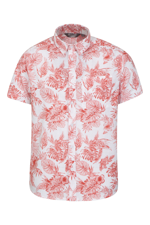 Mountain Warehouse Uni Tropical Palm Tee Tshirt