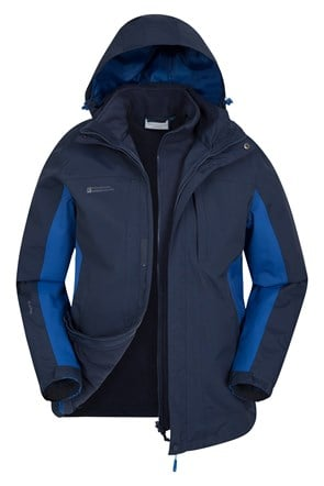 Thunderstorm 3 in 1 Herrenjacke