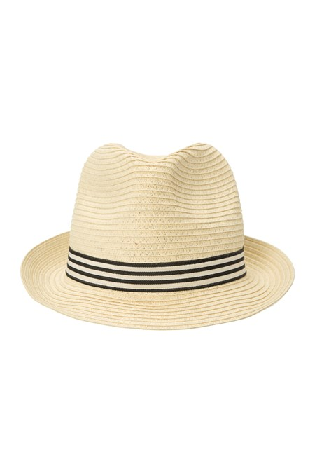 d255c086 Trilby Mens Straw Hat | Mountain Warehouse US