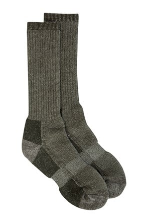 Mens Trek Wool Socks