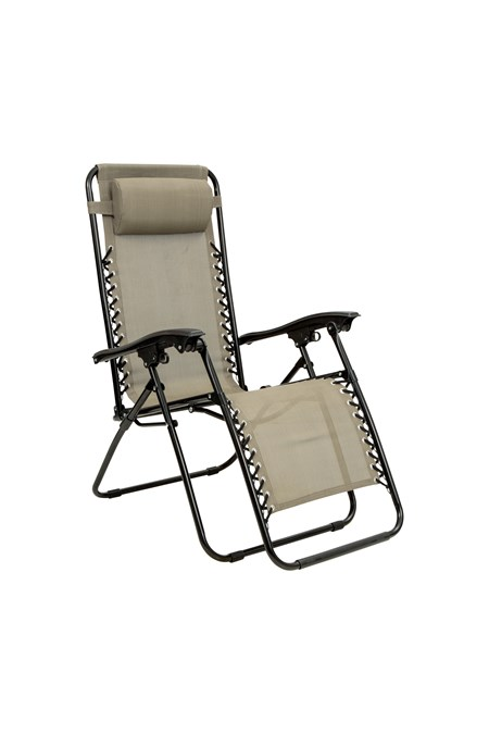 025183 RECLINING CHAIR - PLAIN