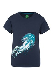 Steve Backshall Jellyfish Kids Tee