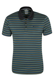 Bounce Stripe Mens Polo