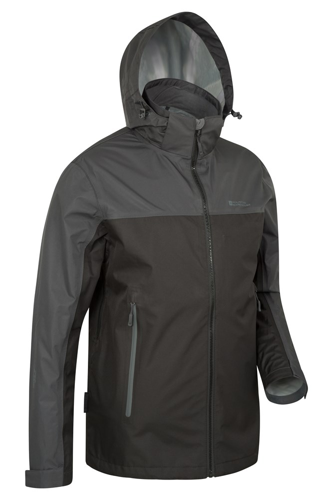 Cairngorm Mens 3 Layer Waterproof Jacket | Mountain Warehouse GB