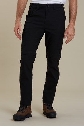 Trek Stretch Convertible Mens Pants